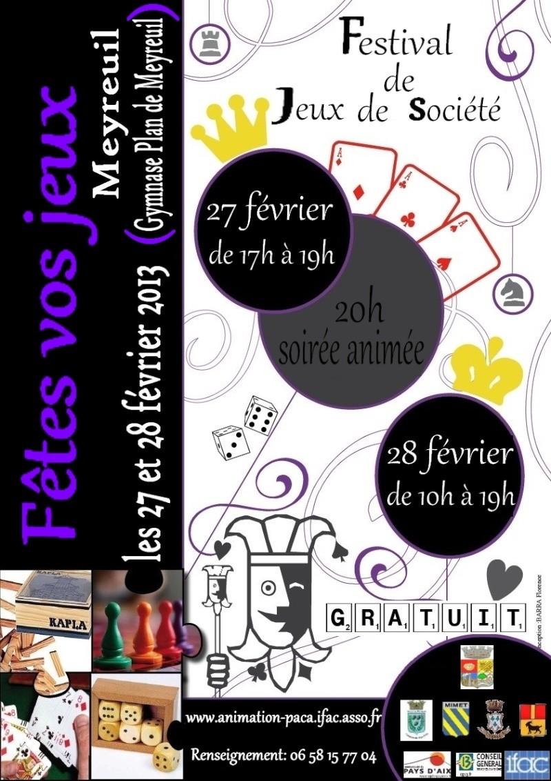 Fête vos jeux (Meyreuil) Affich10