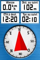 Bug gpsmap62s ? carte et compas opposés 8769_b10
