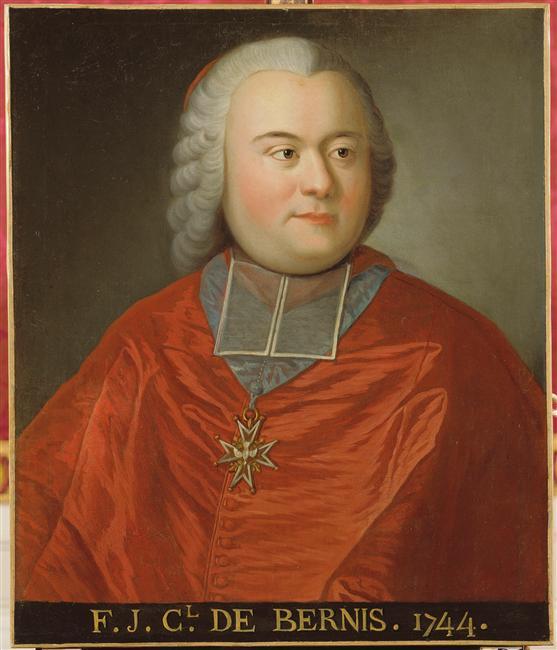 Le cardinal de Bernis Médiateur et observateur de l'Europe 89-00012