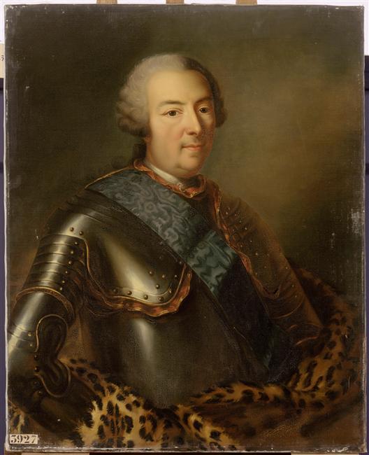 Fontainebleau : expo Le Dauphin, l'artiste et le philosophe 94-05110