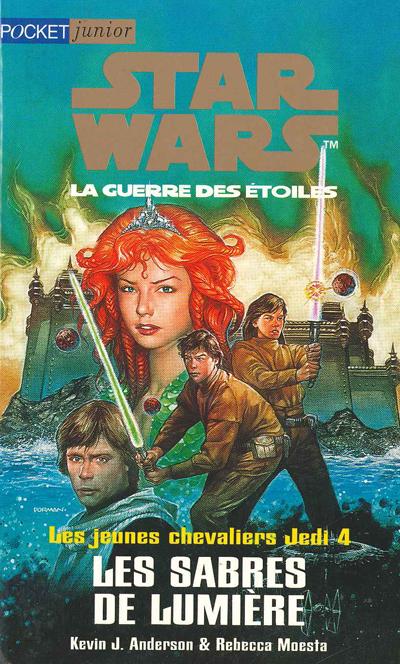 SERIE JEUNESSE - Les jeunes chevaliers  (Anderson & Moesta) 1996-j10