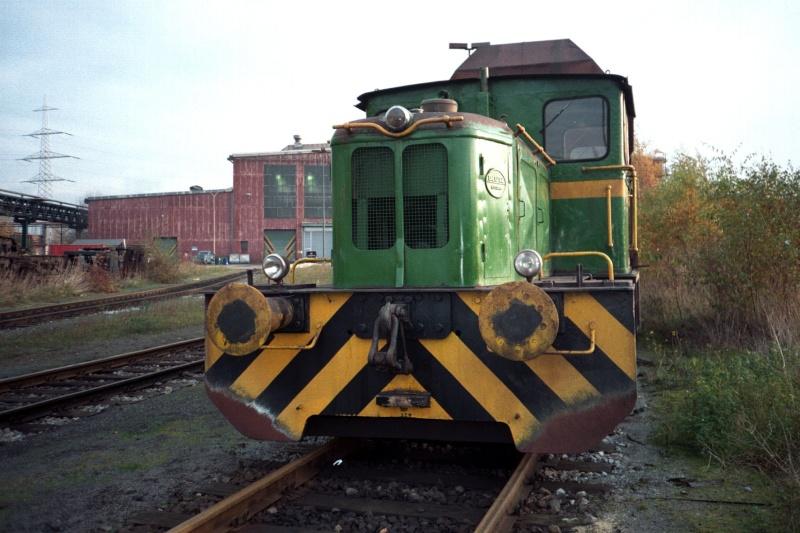 Mein Fotoalbum aus meiner aktiven Zeit bei einer Industrieeisenbahn 000410