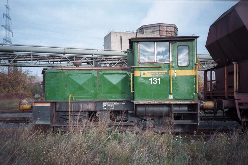 Mein Fotoalbum aus meiner aktiven Zeit bei einer Industrieeisenbahn 000511