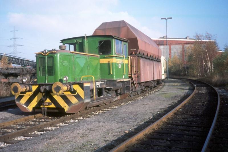 Mein Fotoalbum aus meiner aktiven Zeit bei einer Industrieeisenbahn 001110