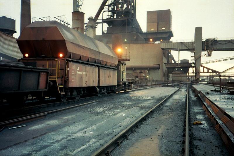 Mein Fotoalbum aus meiner aktiven Zeit bei einer Industrieeisenbahn 014210