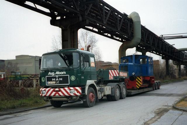 Mein Fotoalbum aus meiner aktiven Zeit bei einer Industrieeisenbahn 091010