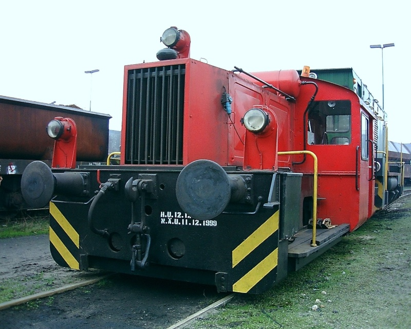 Mein Fotoalbum aus meiner aktiven Zeit bei einer Industrieeisenbahn Kaf_ii10