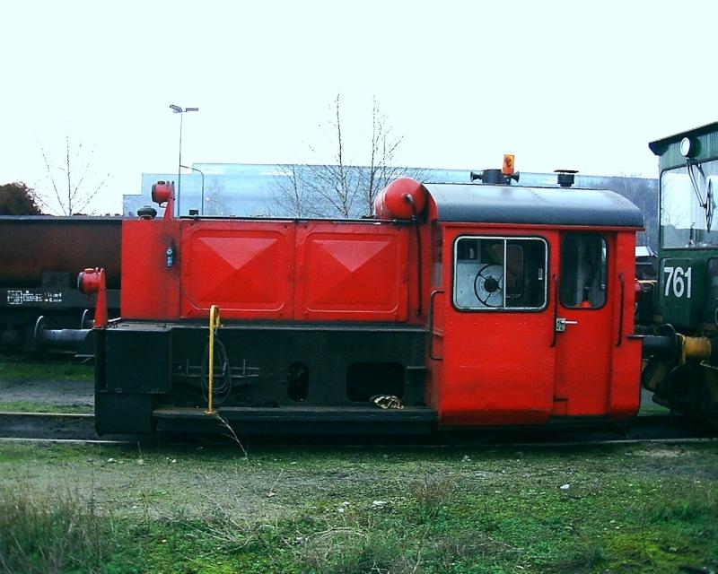 Mein Fotoalbum aus meiner aktiven Zeit bei einer Industrieeisenbahn Kaf_ii11