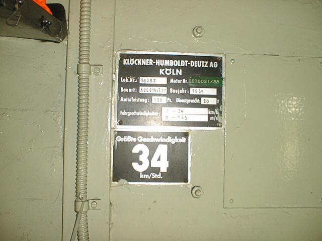 Mein Fotoalbum aus meiner aktiven Zeit bei einer Industrieeisenbahn Pic00812