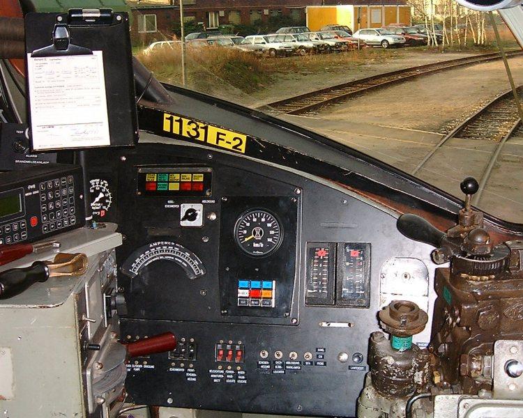 Mein Fotoalbum aus meiner aktiven Zeit bei einer Industrieeisenbahn V170-112