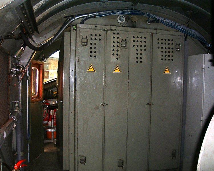 Mein Fotoalbum aus meiner aktiven Zeit bei einer Industrieeisenbahn V170-113