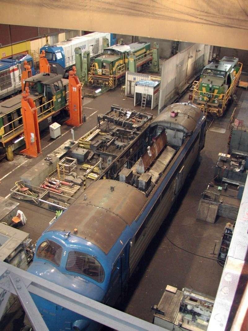 Mein Fotoalbum aus meiner aktiven Zeit bei einer Industrieeisenbahn V170-211