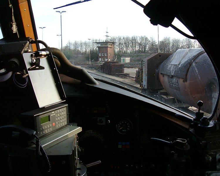 Mein Fotoalbum aus meiner aktiven Zeit bei einer Industrieeisenbahn V170-212