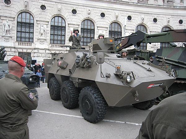Armée autrichienne / Austrian Armed Forces / Österreichisches Bundesheer  - Page 3 Au5_bm10
