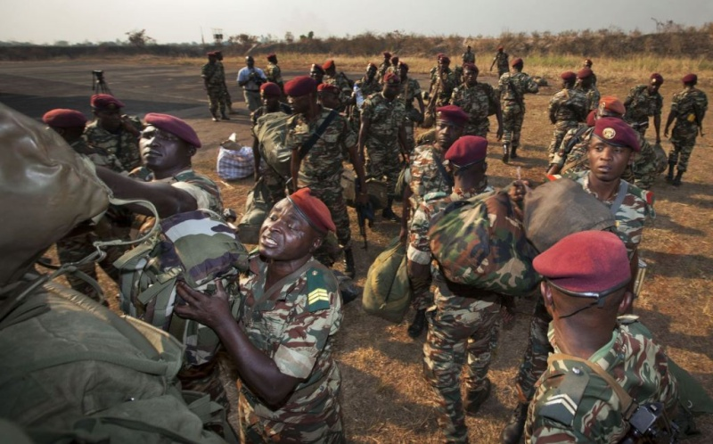 Forces Armées Camerounaises Camero11