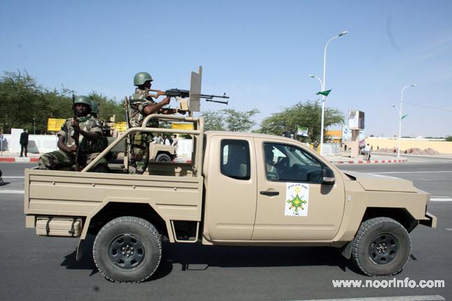 Armée Mauritanienne - Page 4 M110