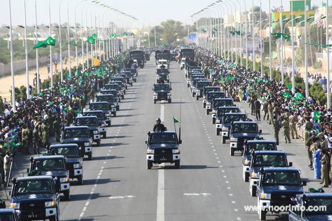 Armée Mauritanienne - Page 4 M1410