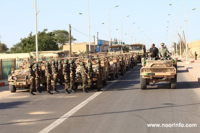 Armée Mauritanienne - Page 4 M610