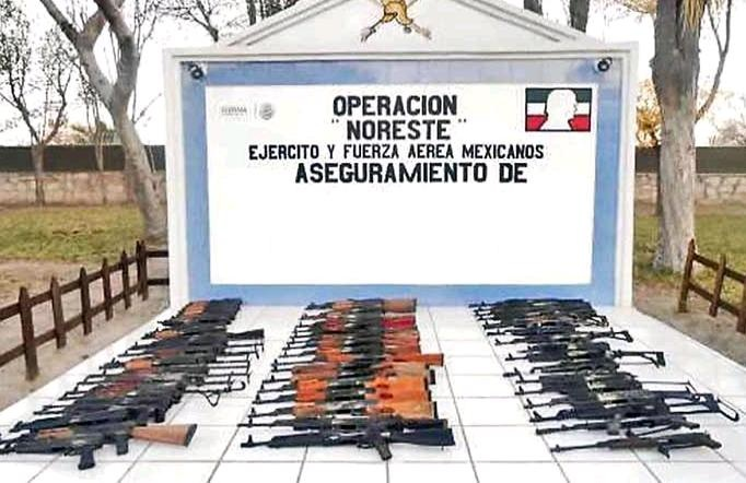 Armée Mexicaine / Mexican Armed Forces / Fuerzas Armadas de Mexico - Page 5 Mexico10