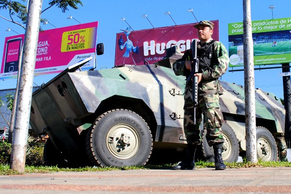 Armée paraguayenne Paragu10