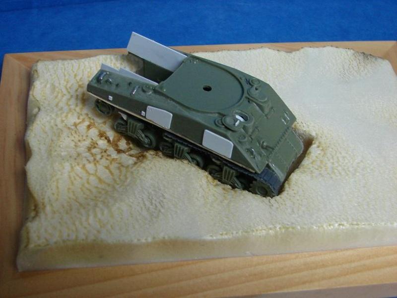 Sherman FL10 Egyptien [Heller - 1/72ème] Dsc08913