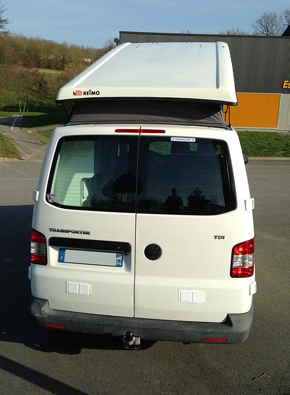 [vendu] T5 Long Facelift TDI 140 Toit Reimo VASP 5 places CG 0310