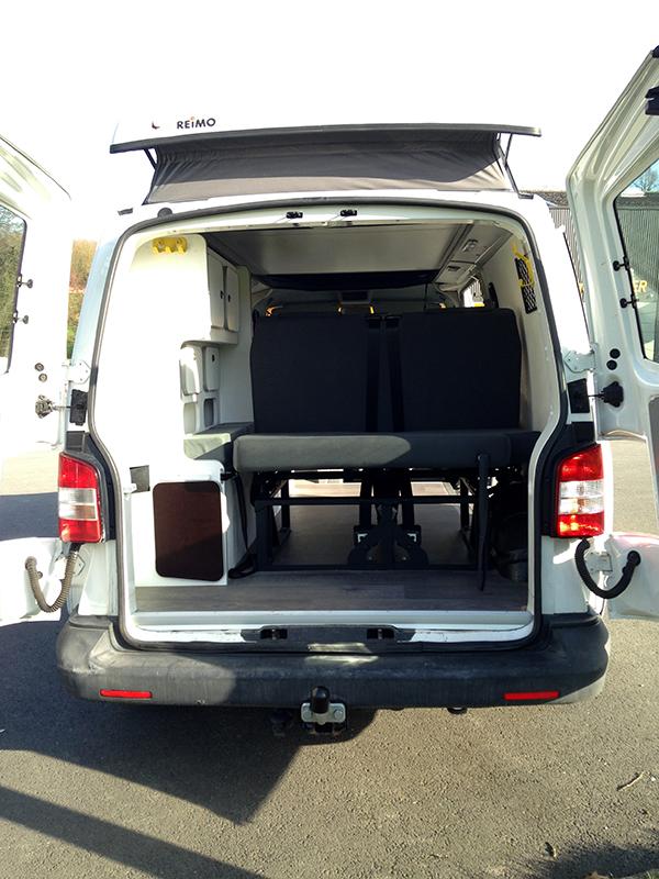 [vendu] T5 Long Facelift TDI 140 Toit Reimo VASP 5 places CG 0510
