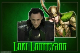 Whoever brought me here, will have to take me home Loki11