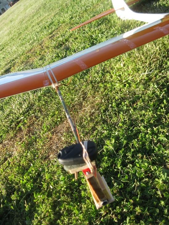 Power Pod for my 3-Meter Bird of Time Sailplane 8_10