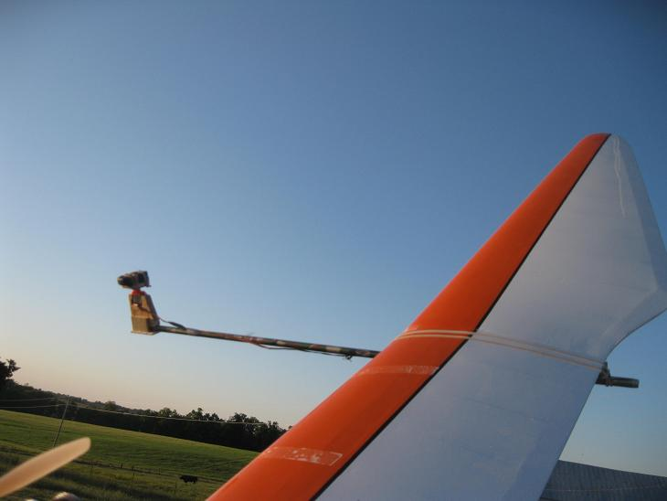 Power Pod for my 3-Meter Bird of Time Sailplane B_11