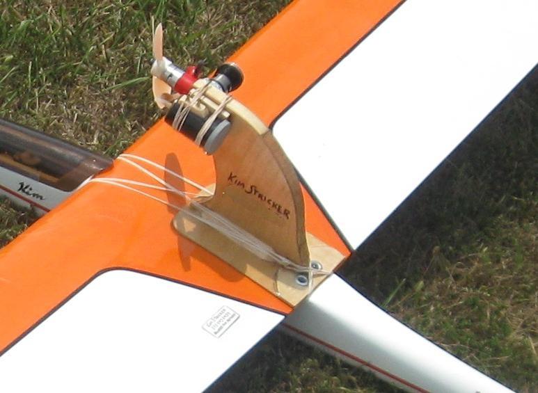 Power Pod for my 3-Meter Bird of Time Sailplane Pod_211