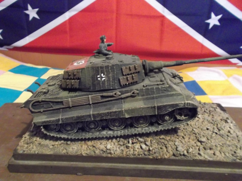 tank allemand tigre Dscf0134