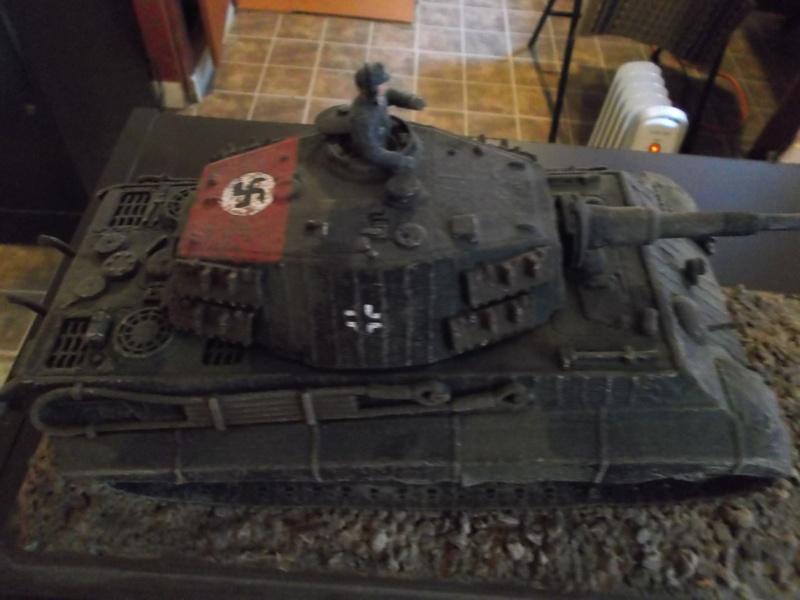 tank allemand tigre Dscf0139