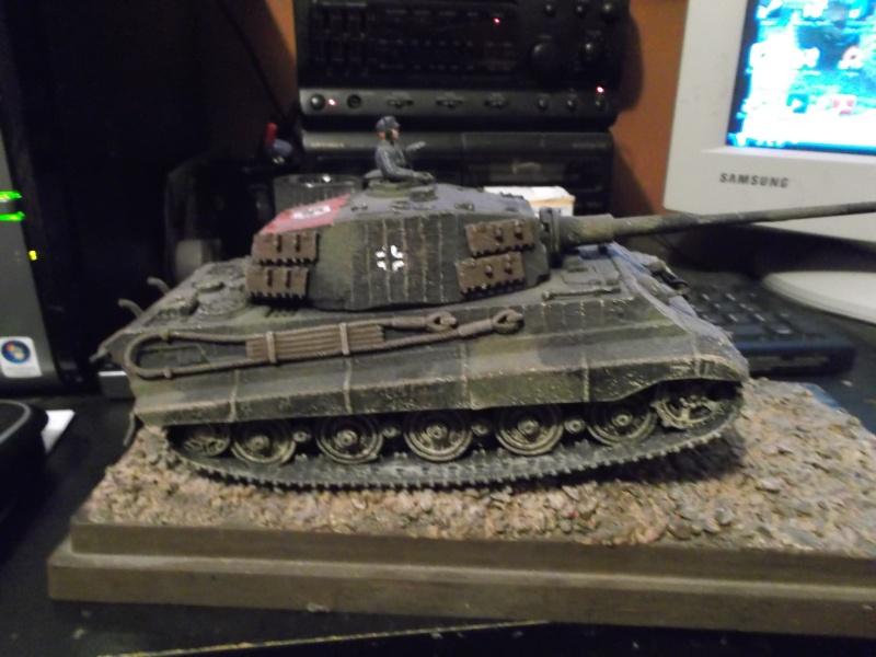 tank allemand tigre Dscf0140