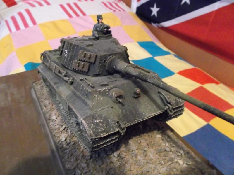 tank allemand tigre Dscf0141