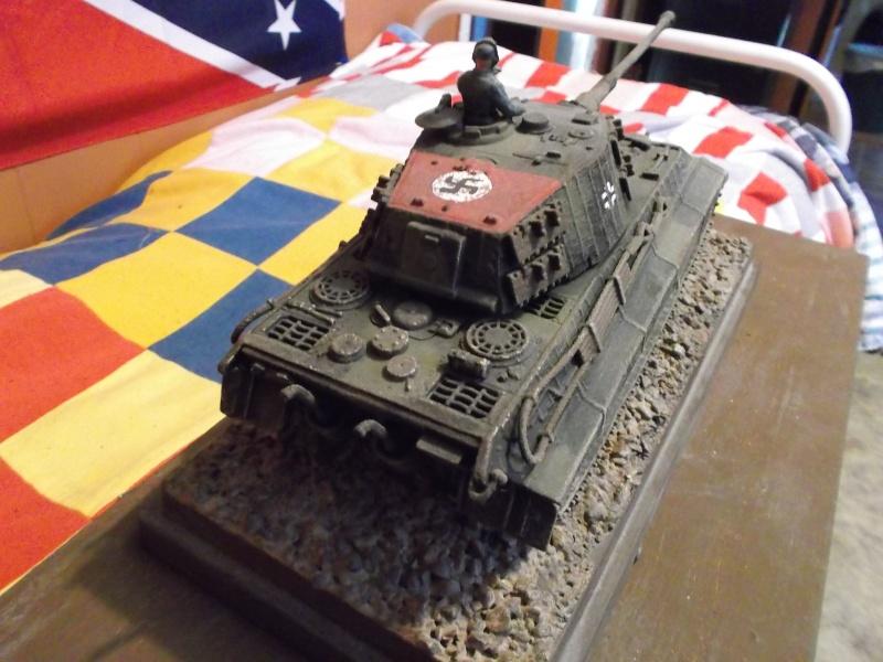 tank allemand tigre Dscf0142