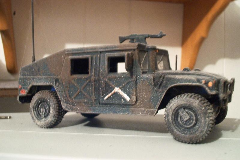mon sherman et dodge pickup army Im001618