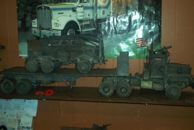 mon sherman et dodge army Im001710