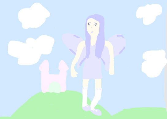 Assignment 19: Flash animation first frame Due Dec14 Fairyp10