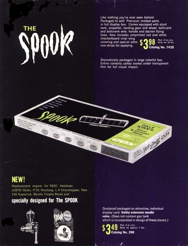 """Spook"" can it be done? Spook_10"