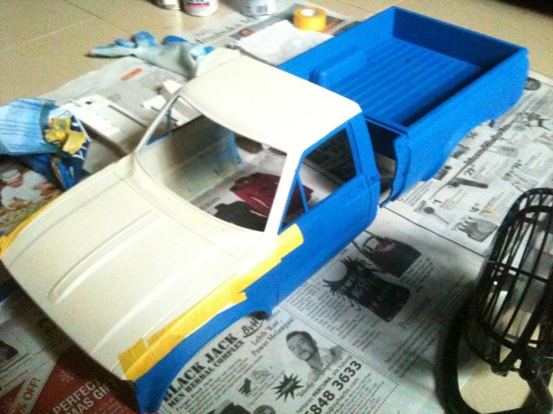 build - Wrigleys' Rc4wd Trailfinder 2 TF2 Build Img_4814