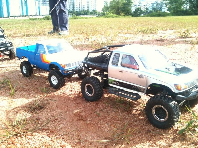 build - Wrigleys' Rc4wd Trailfinder 2 TF2 Build Img_4819