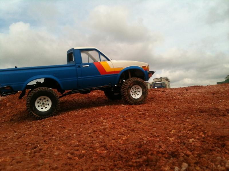build - Wrigleys' Rc4wd Trailfinder 2 TF2 Build Img_4822