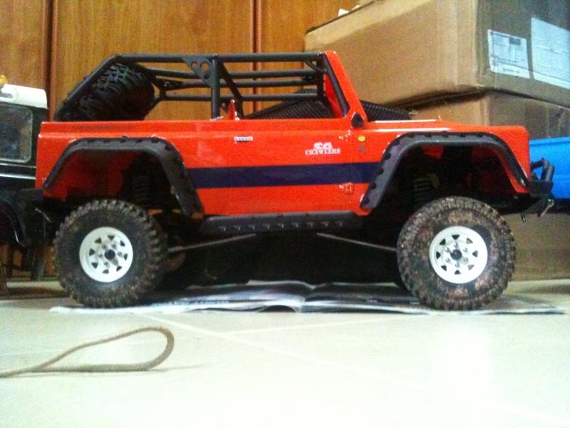 build - Wrigleys' SCX10 Dingo Kit Build (On a budget) Img_4823