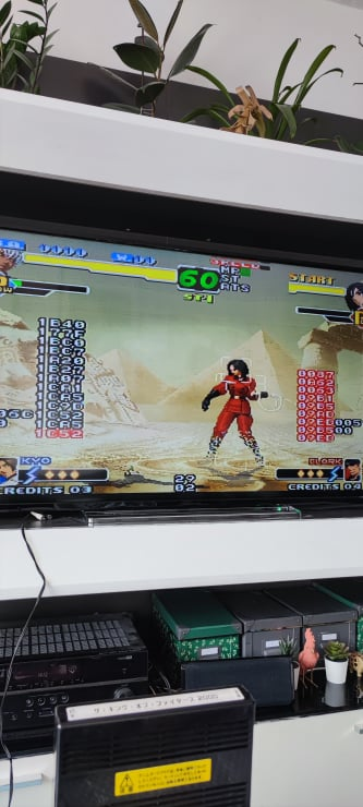 THE KING OF FIGHTERS 2000 MVS 23485910