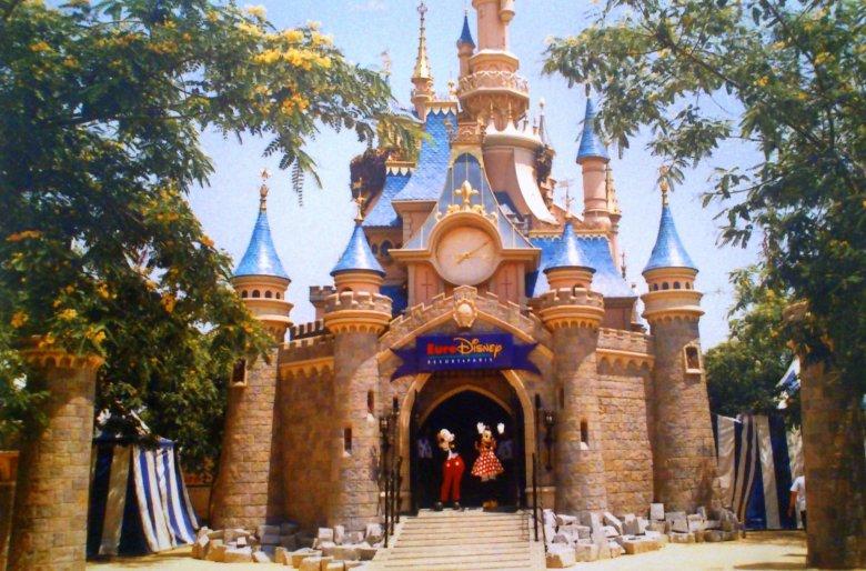 En Route pour la Magie / Countdown to the Magic [Tournée promotionnelle - 1992] C110