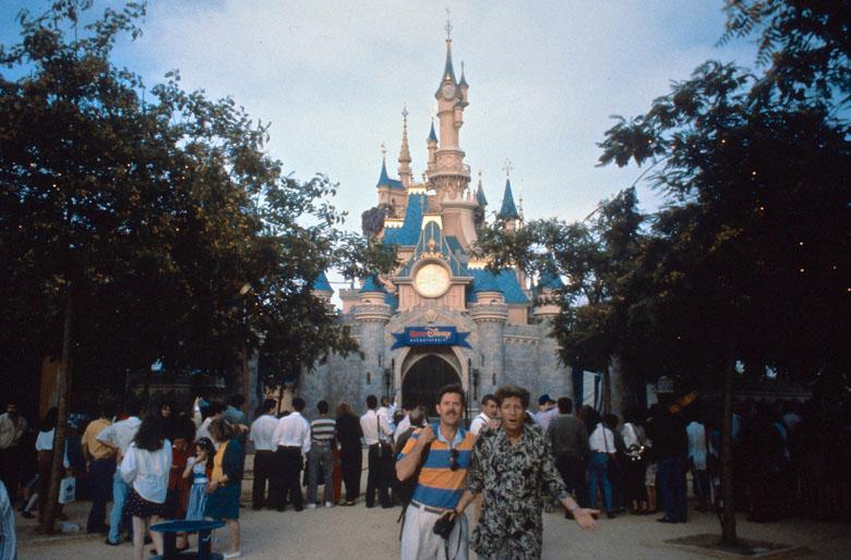 En Route pour la Magie / Countdown to the Magic [Tournée promotionnelle - 1992] C210