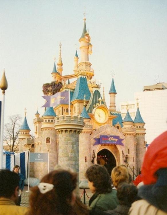 En Route pour la Magie / Countdown to the Magic [Tournée promotionnelle - 1992] C310