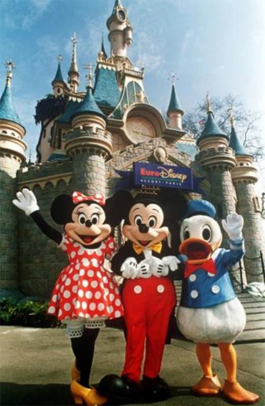 En Route pour la Magie / Countdown to the Magic [Tournée promotionnelle - 1992] C510