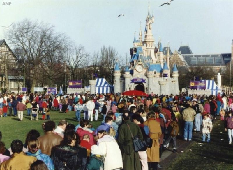 En Route pour la Magie / Countdown to the Magic [Tournée promotionnelle - 1992] C610